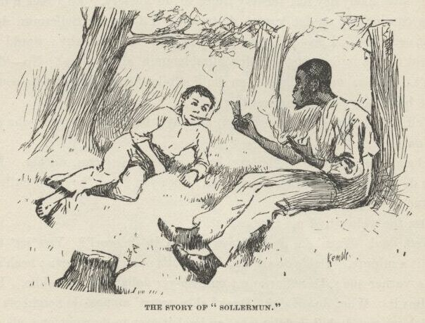 the events of the civil war in the eyes of huckleberry finn